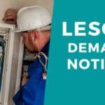 How To Check LESCO Demand Notice - Easy Method