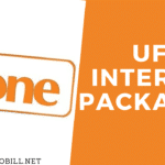 Ufone internet Packages [ Call, SMS and More ]