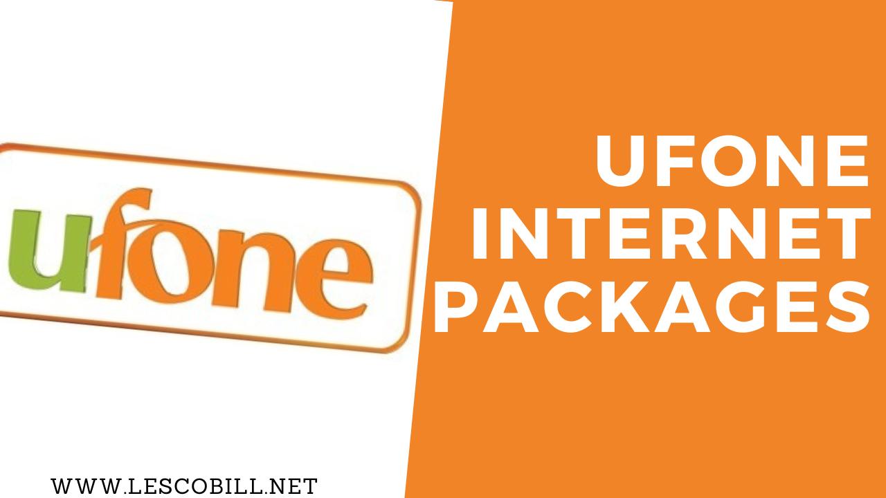 Ufone internet Packages