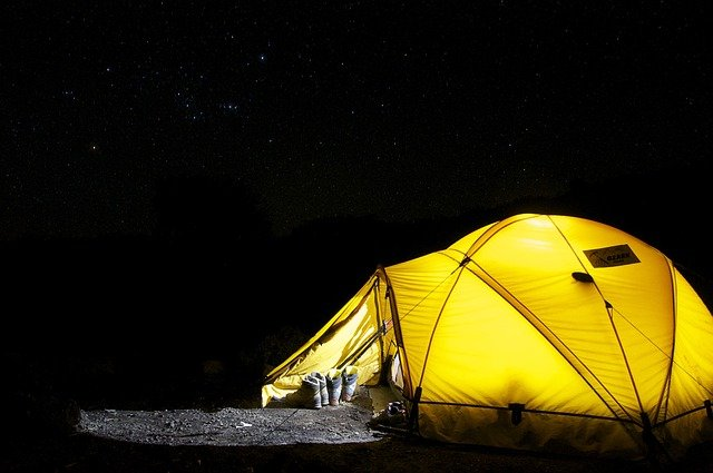 The Camping Trip Of A Lifetime